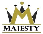 Majesty Google logo 254x200